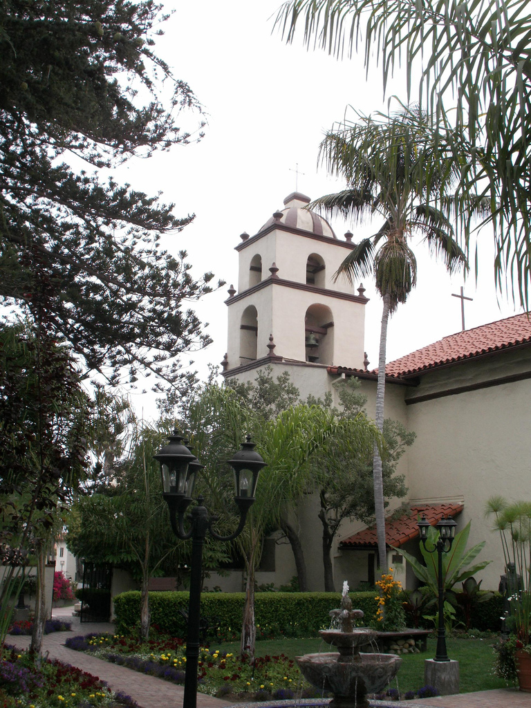 Ventura Mission - San Buenaventura is a Spanish mission founded by the Franciscan in Ventura. Founded on March 31, 1782, it was the ninth Spanish mission established in California.