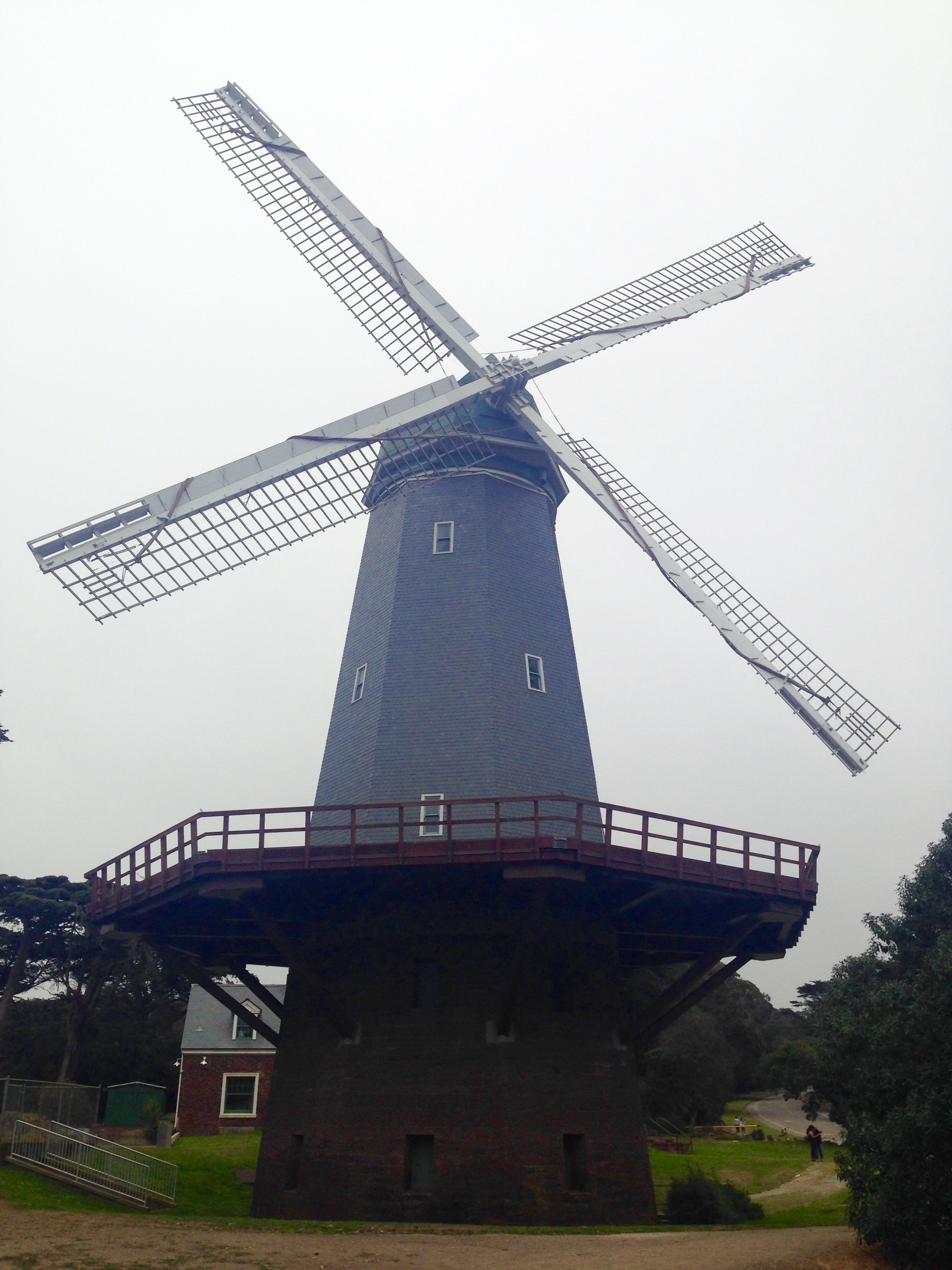 The Murphy Windmill would attempt to outshine its sister attraction (the next spot on our list) by becoming the largest windmill in the world outside of Holland when it was completed in 1908. Its sails reach out 114 feet. It was used to pump fresh well water into the park. After going into a state of disrepair, it's been brought back to its former glory thanks to windmill experts based in the Netherlands, of course.